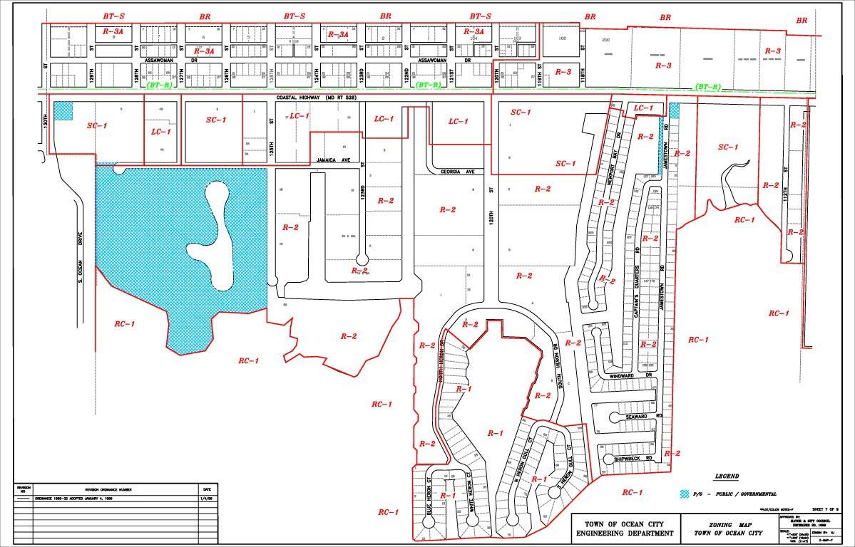 zoning maps
