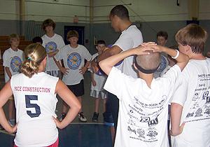 Ocean City All Star Basketball Camp