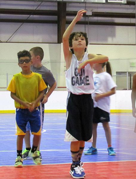 Co-Rec All Star Basketball Camp