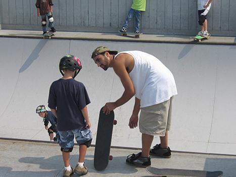 Skate Park Lessons