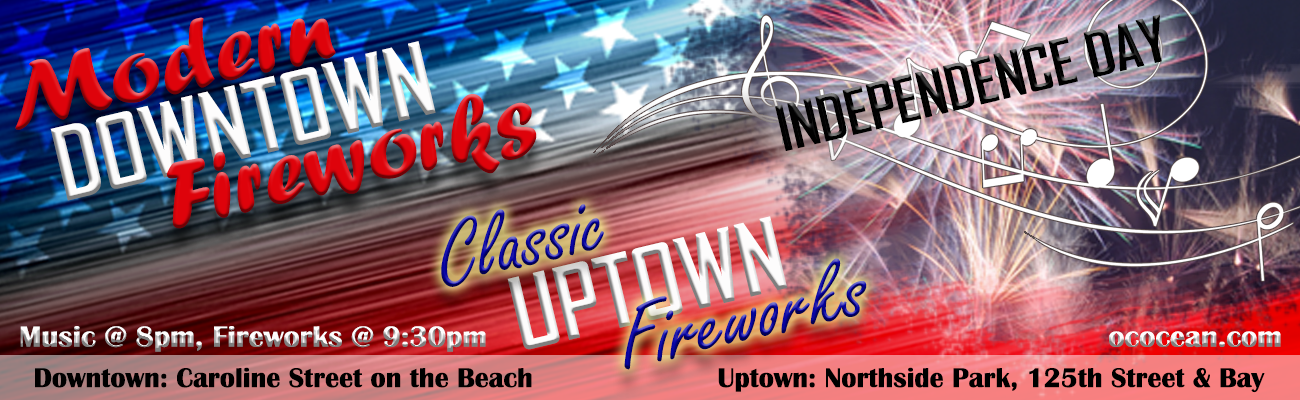 July 4 Fireworks Web Banner 1300x400