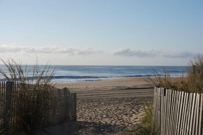 Ocean City Md Beach Cleaning