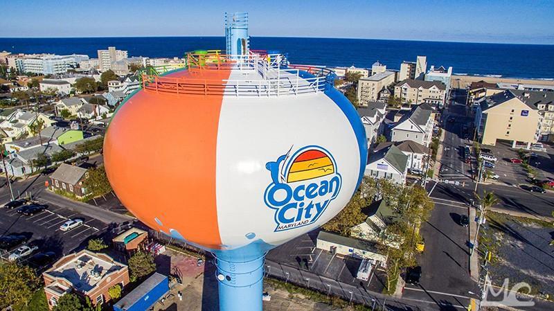 Ocean Gallery Ocean City Md Webcam