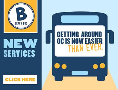 Ocean City Beach Bus - Town of Ocean City, Maryland