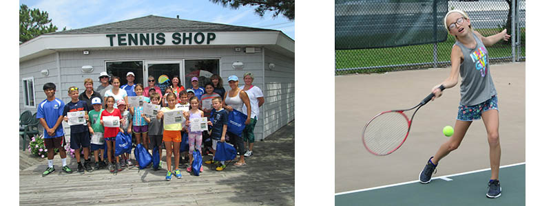 Ocean City Tennis JR Players