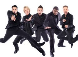 Rockapella @ Ocean City Performing Arts Center