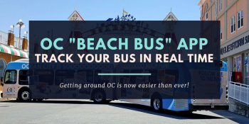 OC Beach Bus App