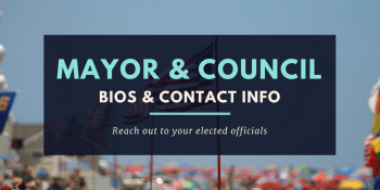 Mayor and Council Information
