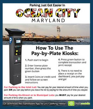 Additional Parking – Town of Ocean City, Maryland