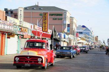 St Annual Endless Summer Cruisin Car Show Town Of Ocean City - Ocean city car show