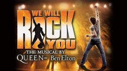 We Will Rock You - The Queen Musical @ OC Performing Arts Center
