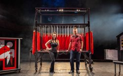 Extreme Illusions & Escapes @ Ocean City Performing Arts Center