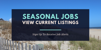 Seasonal Job Listings