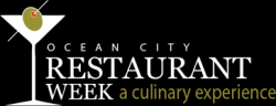 Ocean City Restaurant Week @ Town Wide