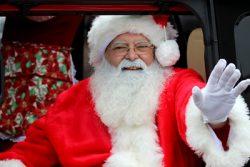 Christmas Parade Santa