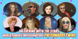 Cher, Elton Dolly Streisand Vegas Edwards Twins @ Performing Arts Center