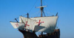 Nao Santa Maria Tall Ship