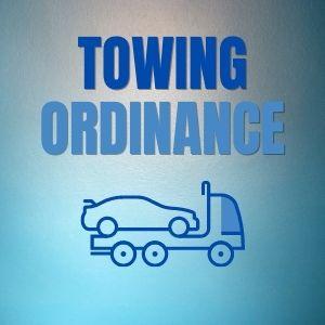 Towing Ordinance