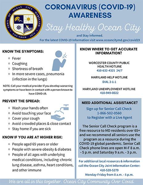 COVID19 Info For Citizens