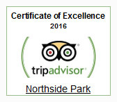 2016 Northside Park Award of Excellence